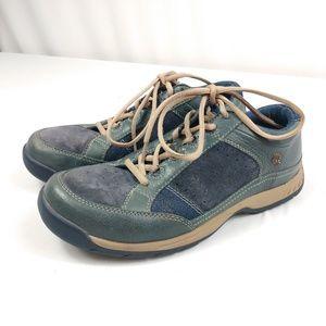 Taos Joyce Suede/Leather Sneakers